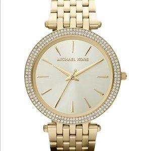 Michael Kors Women's Darci Watch - gold